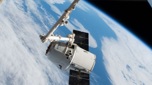 SpaceX says farewell to the original Dragon