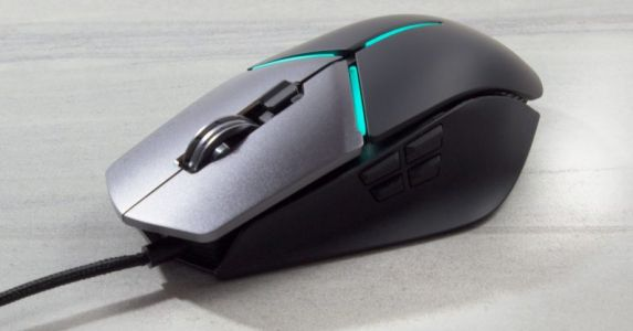 Alienware's Elite Gaming Mouse feels like a winner in these giant hands of mine
