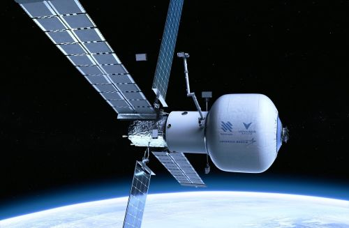 Max Q: Nanoracks, Voyager and Lockheed Martin plan commercial space station