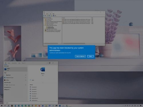 Do you have to restrict access to an app on Windows 10? Here's how