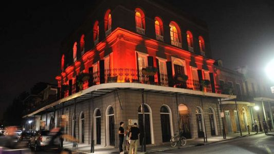 THE CONJURING and SAW Filmmakers Are Developing New Horror Franchise THE LALAURIE MANSION