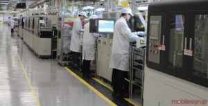 An inside look at Huawei's Shenzen, China smartphone production facility