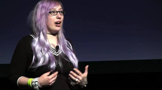 Zoe Quinn talks about online abuse and her new book, Crash Override
