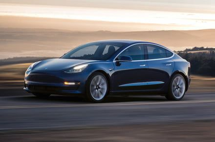 Tesla fires back after Model 3 fails to earn Consumer Reports recommendation