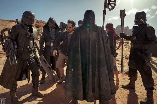 Star Wars' Knights Of Ren Return In Episode 9: The Rise Of Skywalker