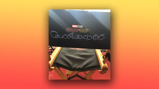 Who thought the new Ant-Man and Wasp logo was a good idea?