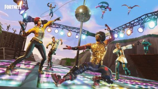 Fortnite patch notes detail latest game mode: Disco Domination