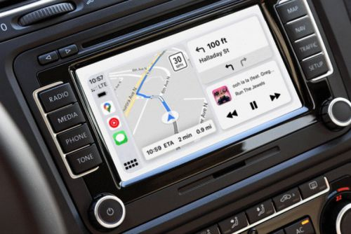 Google Maps to return to Apple Watch, gets CarPlay Dashboard support too