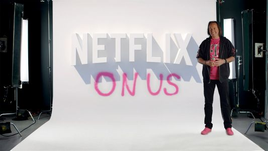 T-Mobile officially launches Netflix On Us