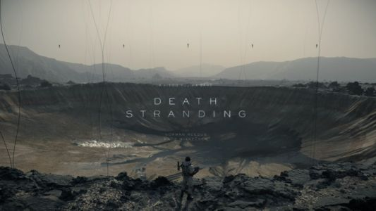 DEATH STRANDING Will Also Star Troy Baker And Emily O'Brien