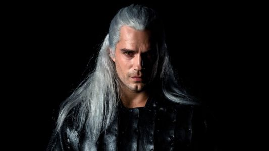 Set Photo From Netflix's THE WITCHER Shows Henry Cavill as Geralt