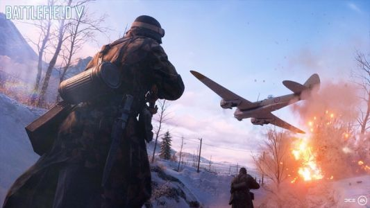 New Battlefield V trailer throws you head-first into World War II