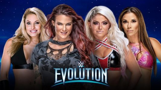 WWE Evolution: Match Card, Date, And How To Watch The First All-Women PPV