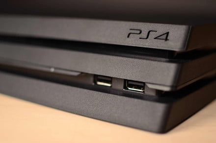 PlayStation chief says the next console is still three years away
