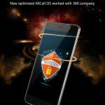 AllCall Madrid packing a customized OS created with 360 company