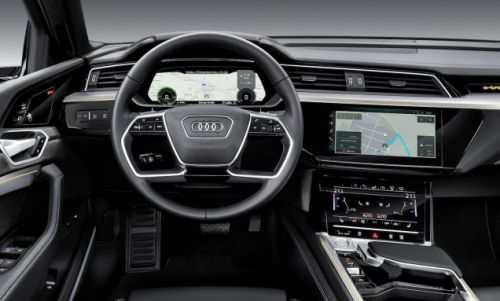 Alexa goes native in 2019 Audi e-tron EV's dashboard