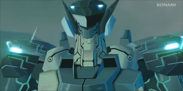 Zone Of The Enders Is Coming To PS4 With VR Support