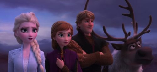 'Frozen 2,' 'Aladdin,' and all the other trailers you might have missed this week