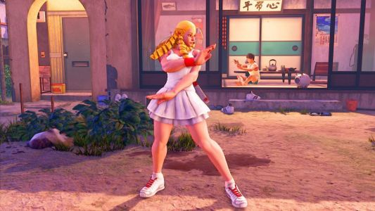 More fighters are ready to go to work with Professional costumes for Karin, Vega, and Zeku in Street Fighter V, coming May 29th