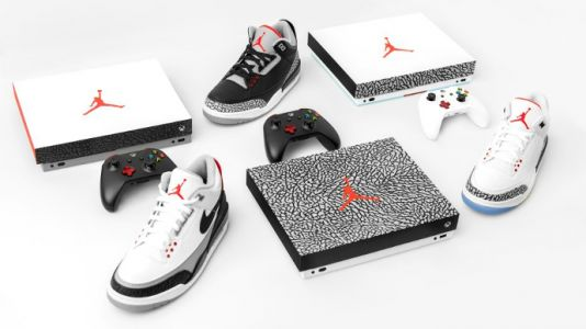 You Can Win an Exclusive Air Jordan III-Inspired Xbox One X