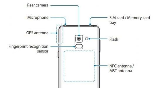 Galaxy A8/A8+ (2018) manual reveals infinity display, confirms phone's existence