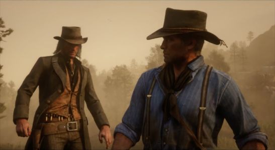 Red Dead Redemption II's Launch Trailer Brings The Drama