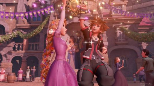 Face Your Fear And Listen To The 'Kingdom Hearts III' Theme Song