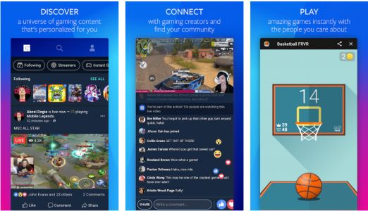 Facebook's gaming hub comes to Android in limited beta