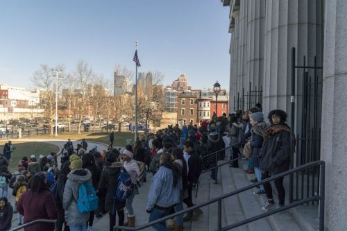 Viacom's TV channels went off the air for 17 minutes during national walkout over gun violence