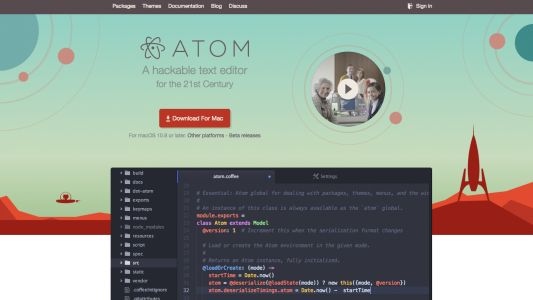 Get more from the Atom text editor