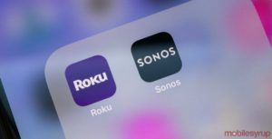Sonos may add Roku's upcoming voice assistant to its speakers