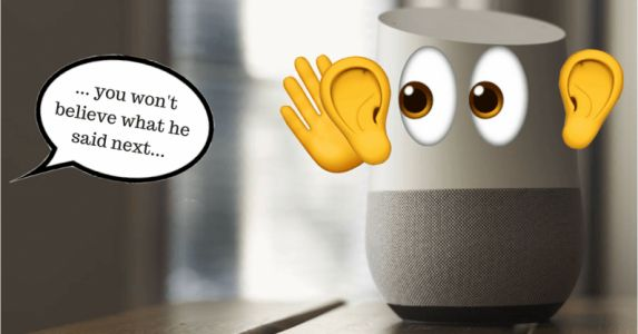 Tech companies are eavesdropping on you through your smart speaker