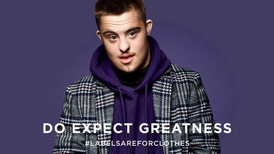 Is this the most inclusive fashion ad campaign around?
