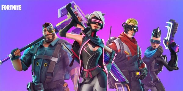 Fortnite On The Nintendo Switch Doesn't Require The App For Chat