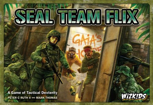 Seal Team Flix Wildly Blends First Person Shooters & Flicking Discs
