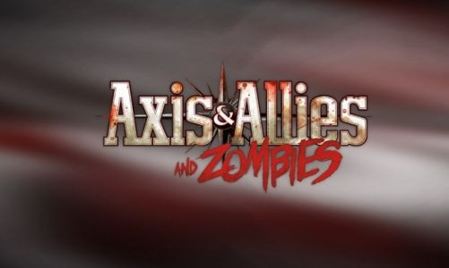 Shambling Soon to A Tabletop Near You: Axis & Allies And Zombies Announced