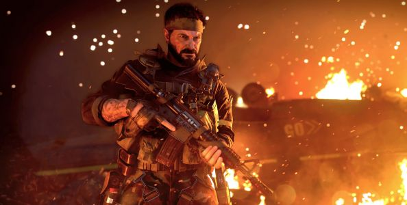Call Of Duty: Black Ops Cold War shows some singleplayer action