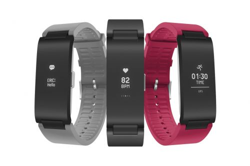 Withings' Pulse HR is a fitness tracker with a 20-day battery life