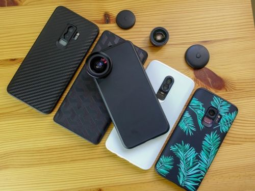 Win a new Android phone and RhinoShield SolidSuit and 4K HD Lens set!