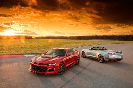 2018 Chevy Camaro: Release dates, prices, specs, and features