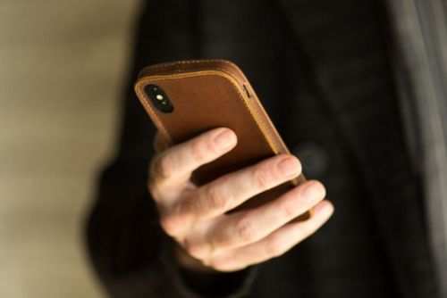 Save big on Pad & Quill's leather and wood iPhone X cases