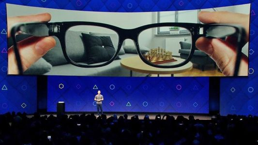 Facebook's AR glasses could be coming soon