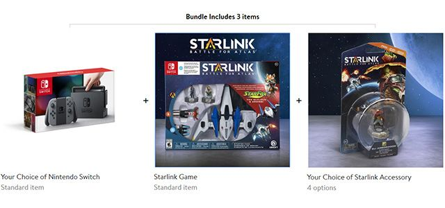 Daily Deals: Buy Switch, Get Free Starlink Starfox Starter Kit and Accessory