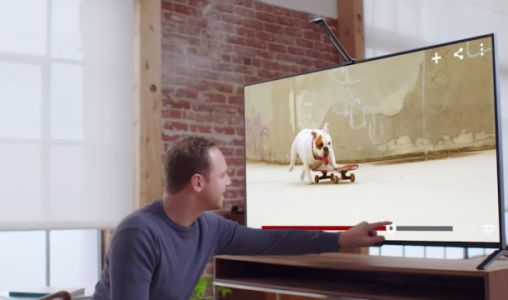 Turn any TV into a giant touchscreen with this awesome device