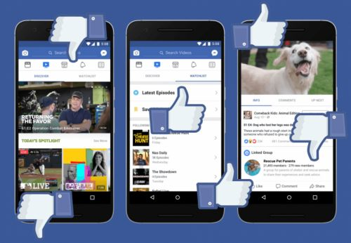 Facebook Watch is the ultimate test for social TV