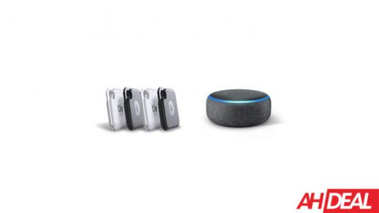 Tile Pro (2020) 4-Pack & Echo Dot For $99 - Amazon Cyber Monday 2019 Deals