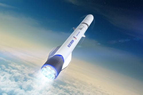 Blue Origin and ULA are trying to intervene in SpaceX's secret lawsuit against the government