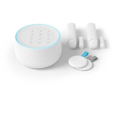 Save $100 on the Nest Secure wireless alarm system for today only