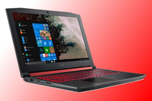 Best Buy's selling an Acer Nitro 5 gaming laptop for a ludicrously low $600