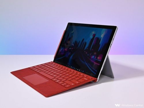 Latest ad from Microsoft has Surface Pro 7 and MacBook Pro go head-to-head
